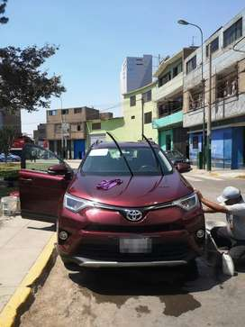 Toyota RAV4 2016/2017 Secuencial Uso Particular