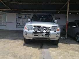 Mitsubishi montero 2003 3.2