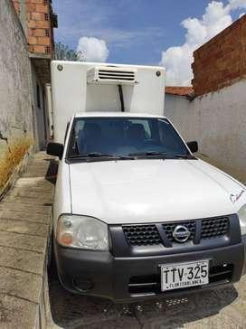 nissan frontier furgon con termoking