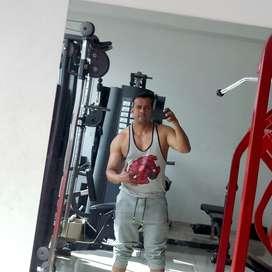 Entrenador Personal .(te enseño a entrenar y mantener tus resultados)entrenamiento fitness