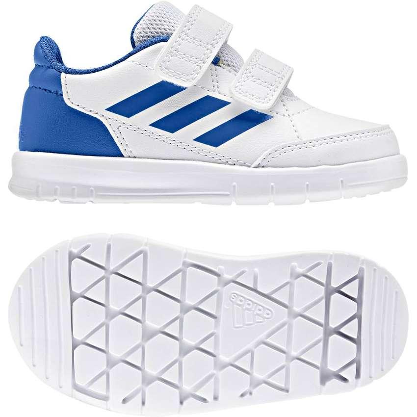 Zapatillas adidas Altasport Cf I - Ftwbla/azul/azul - D96844 0