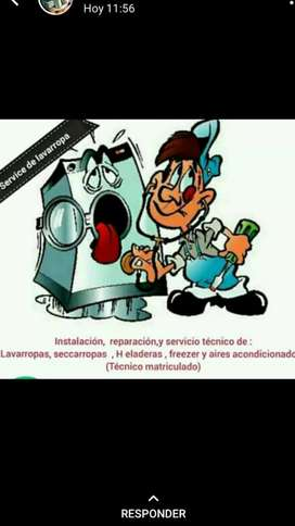 Service y instalaciones