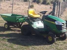 Johon dere tractor cortacesped