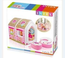 Casa Inflable para Niñas