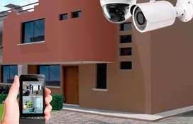 Instalación de Cámaras de seguridad de la Marca Hickvision
