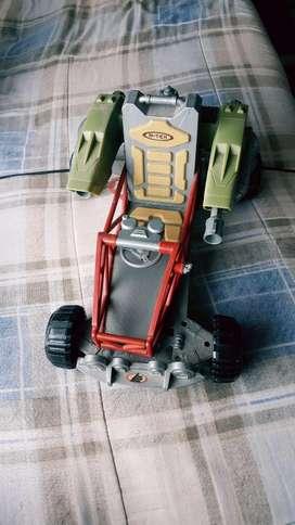 Carro Max-steel