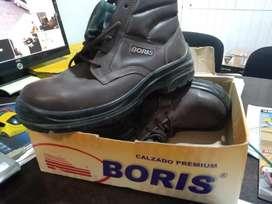 Botines Boris 44 Como Nuevos en Caja