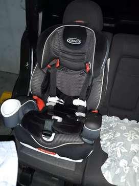 Silla carro bebé Graco Nautilus