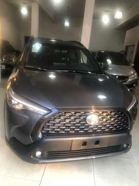 Toyota corolla cross xei automatico
