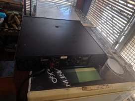 Vendo Amplificador Crest Audio Ca6