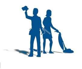 Personal de Limpieza para Gral Roca