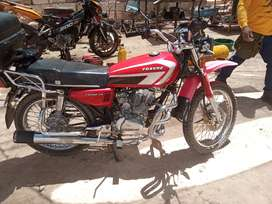 Moto Foxerz xg 150 cg
