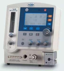 Ventilador pediatrico neonatal