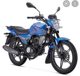 Alquiler de moto