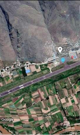 Terreno Aeropuerto de Huanuco