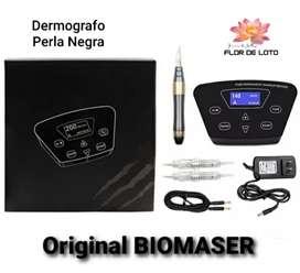 DERMOGRAFO P300 BIOMASER PERLA NEGRA
