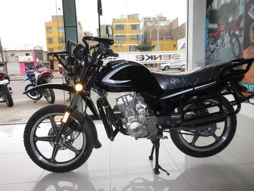 MOTO SENKE SK150-2C desde 0