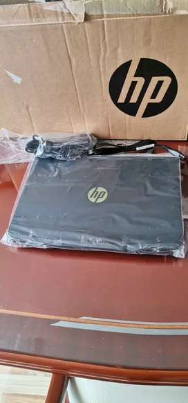 Computador portátil HP Pavilion gaming laptop.