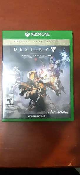 Se vende juego de Xbox one