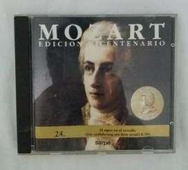 Mozart el rapto en el serrallo musica clasica cd original