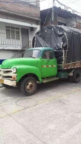 Vendo camion chevrolet