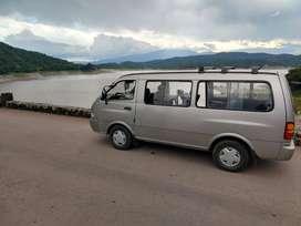 "KIA pregio MINIBUS 12 asientos. 1998 ""UNICA"". lista para viajar. made in JAPON"
