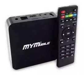 Smart Tv Box 1gb Ram + 8gb Android Tv Box 4k Ultra Hd. ( ENVÍO GRATIS)