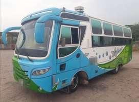 Se vende o se permuta Buseta NKR 2014- 19 pasajeros
