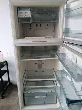 Refrigeradora whirlpool