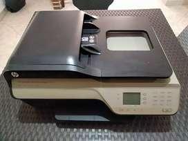 Impresora Multifuncional HP DeskJet Ink Advantage 4625, Impresora, Copiadora, Escáner y Fax, WiFi.
