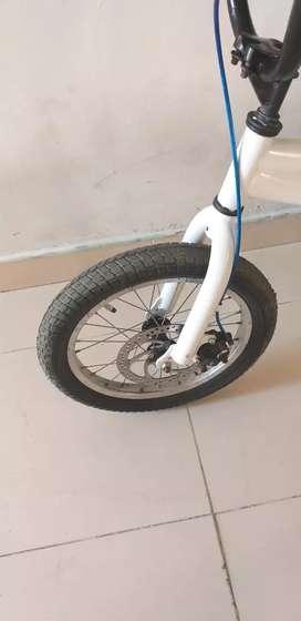 Bicicleta casi nueva