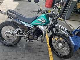 Yamaha Dt 125 modelo 2003