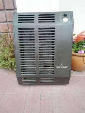Calefactor Impopar. Tiro balanceado