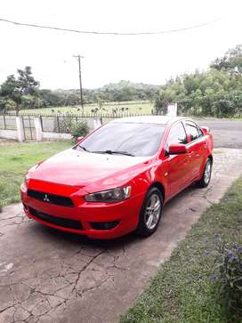 Lancer Ex 2009 en perfecto estado
