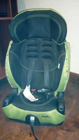 Silla de bebé para vehículo