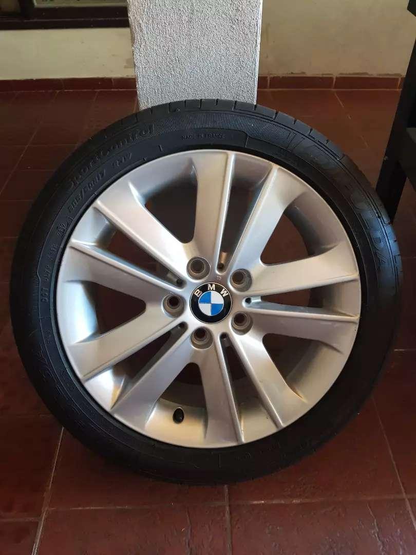 Cubierta con llanta BMW nueva! 0