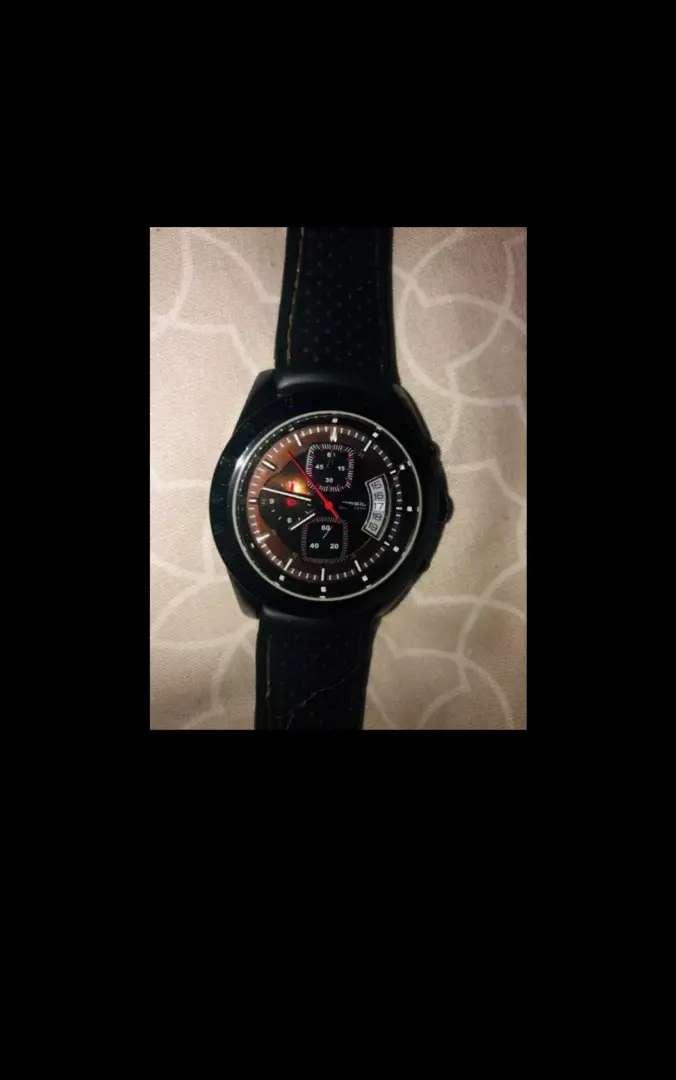 Reloj Fossil Blue original, cambio por casco de Moto ,