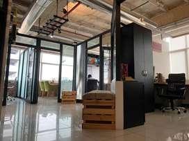 Alquiler Oficina de primera en Samborondón 125m2