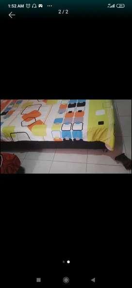 Vendo somier  con colchón y sofá cama