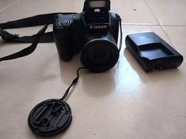 Camara cannon sx400 is