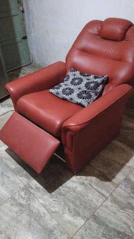 Vendo sillón reclinable