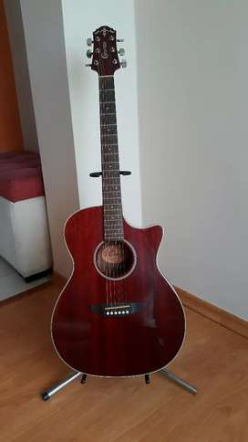 Cambio con guitarra clásica