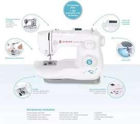 Máquina de coser Singer fashion mate-3342 32 puntos