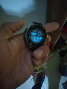 Cambio reloj CASIO world Original