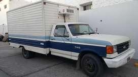 Ford 400 c/Termica y Carrier refrigerado