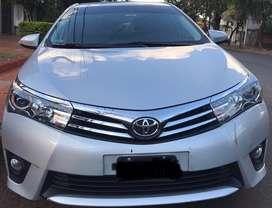 Vendo Toyota Corolla xei 1.8 modelo 2015 caja automática. (NO PERMUTO)
