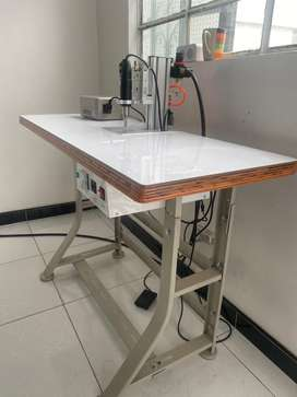 Maquina Ultrasonido Semiautomatica