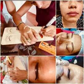 Diplomado en Maquillaje Permanente y semipermanente cejas ,ojos y labios