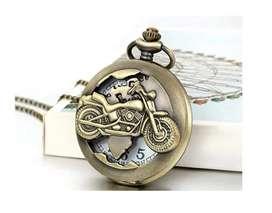 Reloj de bolsillo harley
