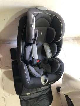 Carro silla bebe